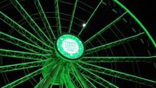 Centennial Wheel at Navy Pier, Chicago