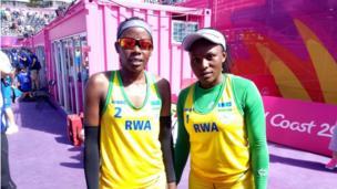 Rwanda voliboli