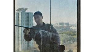 limpiador de ventanas en Beijing