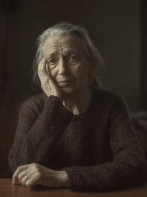 La abuela de Ela Fraczkowska