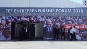TEF 2018 Entrepreneurship Forum