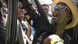 Aba Sapeurs b'i Kinshasa