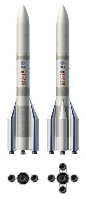 Artwork: Ariane 6
