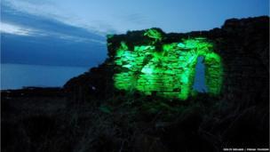 St Patrick's Island, Skerries