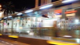 """Foto de un lector de BBC Mundo por el tema """"En movimiento"""""""