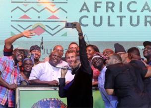 أفريقيا في أسبوع