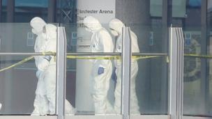Manchester saldırı
