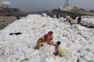 प्लास्टिक प्रदूषण