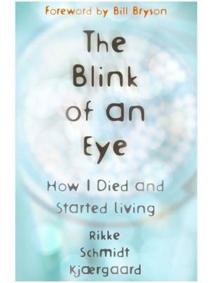"""Tapa del libro """"En un abrir y cerrar de ojos: cómo morí y empecé a vivir""""."""