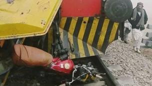 لودھران ٹرین حادثہ