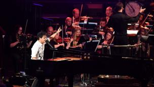 Jamie Cullum at the BBC Proms
