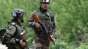 کشمیر، فوج، محاصرہ