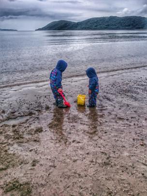 Tralee beach