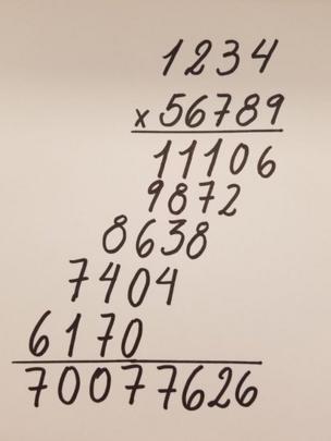 3 sencillos métodos para aprender a multiplicar sin calculadora ...