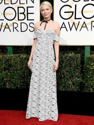 Michelle Williams được đề cử nữ diễn viên phụ xuất sắc nhất qua vai diễn trong phim Manchester By The Sea.