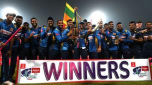 سری لنکا بمقابلہ پاکستان