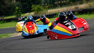 Sidecar racing