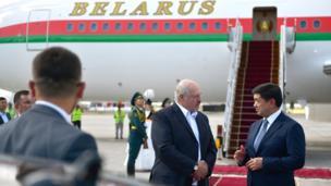 Беларусь Республикасынын президенти Александр Лукашенко