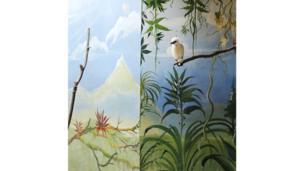 """Балийский скворец"", 2012, Galerie Dumonteil, Shanghai, Paris, New York"