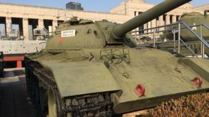 Xe tăng T-59 của quân Trung Quốc
