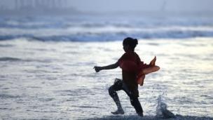 کراچی سمندر