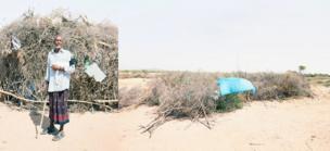 Mohamed, 70 years old, from Bildhaley, Maroodi Jeex region, Somaliland