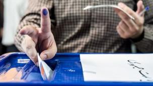 رای دادن مردم