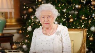 英女皇在准备在12月25日表发圣诞贺词