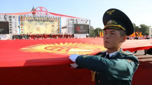 Кыргызстан эгемендик майрамын белгилөөдө