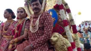 ஜனார்த்தன ரெட்டி குடும்பத் திருமணம்