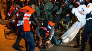 صدامات بين الشرطة ومحتجين في المغرب