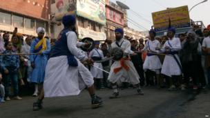 Nagar kirtan