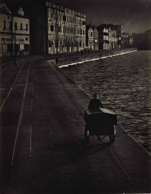 As Evening Hurries By, 1955