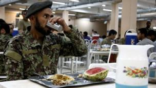 سپاه ۲۰۷ ظفر در غرب افغانستان