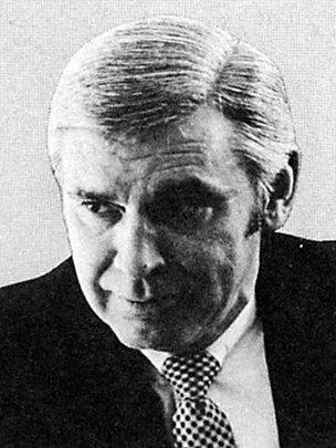 El congresista Leo Ryan.
