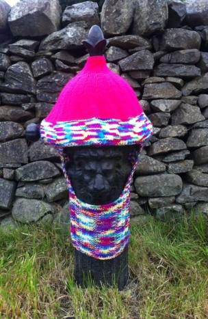 Another yarnbomb
