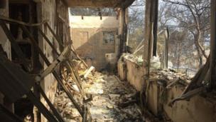 """الحرائق المدمرة في """"أتيكا"""" اليونانية"""