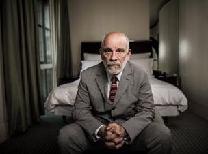 American actor and director John Malkovich