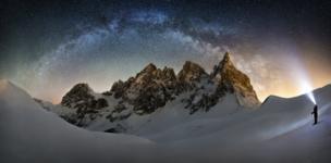 Titulo da foto: Frozen Giant