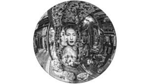 圖輯,中國,攝影,藝術,魚眼,上海,文化