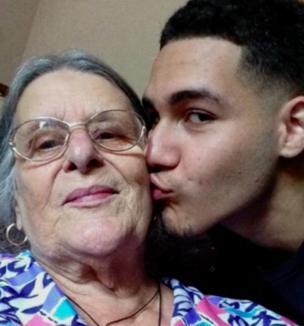 Josh y su abuela