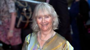 Experienced British actress Gemma Jones, plays the disinterested young farmer's no-nonsense grandmother in the film.