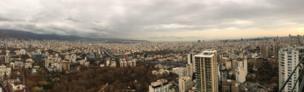 تورج: امروز جمعه از آلودگی خبری نيست ولی هوا ابری هستش