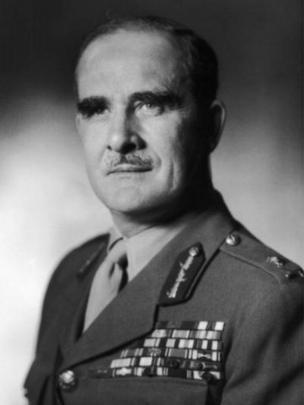 Генерал Колин Гиббонс, глава британского Управления специальными операциями