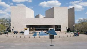 المتحف الوطني الشرقي في العاصمة الأمريكية واشنطن