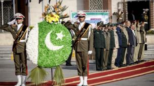 پاکستان، ایران