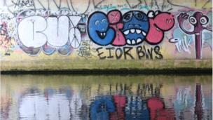On the Thames near Iffley Lock