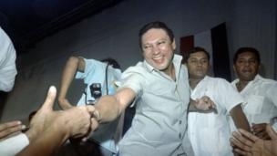 بالصور: حاكم بنما مانويل نورييغا من السلطة إلى السجن