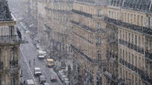 پاریس برق