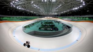 Олимпийский велодром